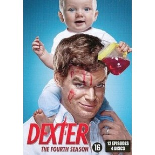 Dexter: Season 4 [4DVD]