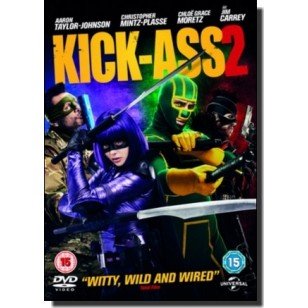 Kick-Ass 2 [DVD]