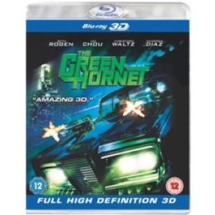 Roheline vapsik | The Green Hornet [3D Blu-ray]