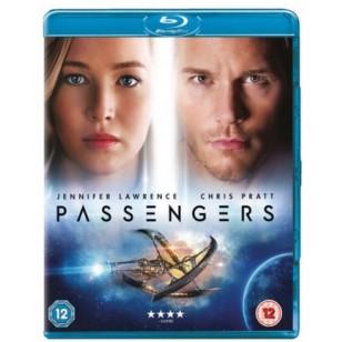 Reisijad | Passengers [Blu-ray]