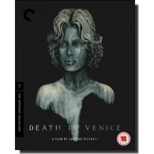Death in Venice   Morte a Venezia [Blu-ray]