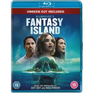 Blumhouse's Fantasy Island [Blu-ray]