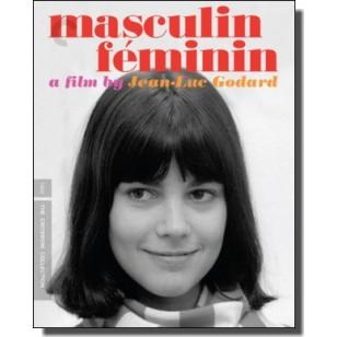 Masculin Féminin [Blu-ray]