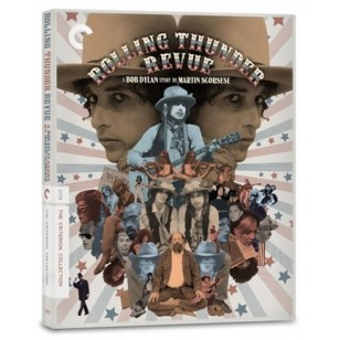 Rolling Thunder Revue: A Bob Dylan Story By Martin Scorsese [Blu-ray]