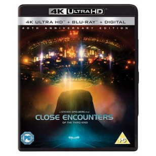 Close Encounters of the Third Kind [4K UHD+Blu-ray+DL]