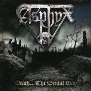 Death...The Brutal Way [CD]