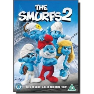 The Smurfs 2 [DVD]