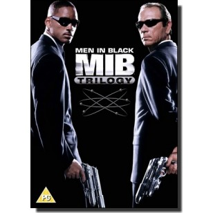 Men In Black Trilogy [3DVD]