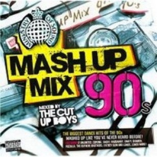 Ministry of Sound: Mash Up Mix 90s [2CD]