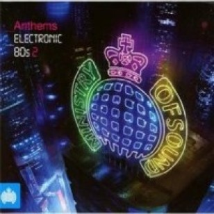Ministry of Sound: Anthems Electronic 80s, 2 [3CD]