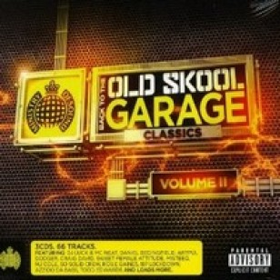 Ministry of Sound: Back To the Old School Garage Classics Volume 2 [3CD]
