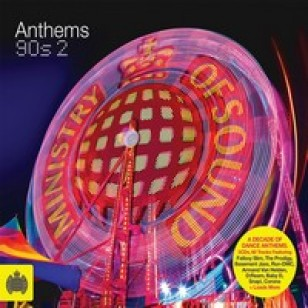 Ministry of Sound: Anthems 90s 2 [3CD]