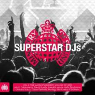 Ministry of Sound: Superstar DJs Vol.2 [3CD]