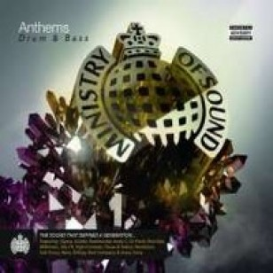 Ministry of Sound: Anthems Drum & Bass [3CD]