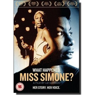 What Happened, Miss Simone? [DVD+CD]