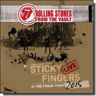 From the Vault: Sticky Fingers – Live At the Fonda Theatre 2015 [CD+DVD]