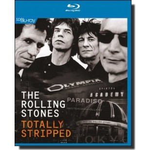 Totally Stripped [Blu-ray]