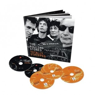 Totally Stripped [Deluxe Edition] [CD+4Blu-ray]