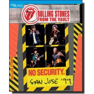 From The Vault: No Security San Jose '99 [Blu-ray]