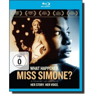 What Happened, Miss Simone? [Blu-ray]