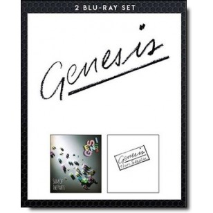 Sum Of The Parts + Three Sides Live [2Blu-ray]