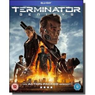 Terminator Genisys [Blu-ray]