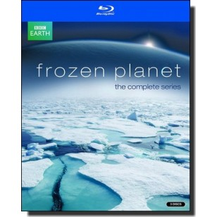 Frozen Planet - The Complete Series [3Blu-ray]