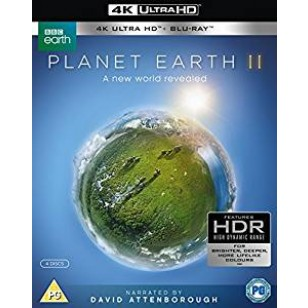 Planet Earth II [4K UHD+Blu-ray]