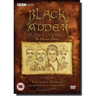 Blackadder - The Ultimate Edition [6DVD]