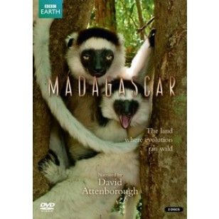 Madagascar: The Land Where Evolution Ran Wild [2DVD]