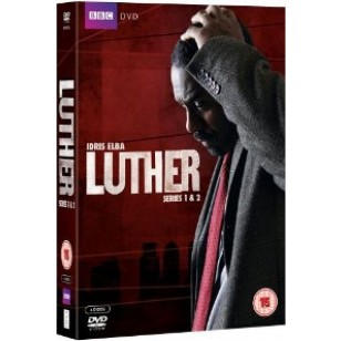 Luther - Series 1 & 2 [4DVD]