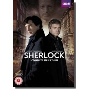Sherlock - Series 3 [2xDVD]
