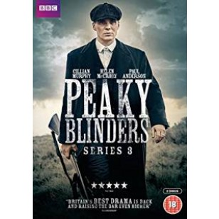 Peaky Blinders: Series 3 [2DVD]