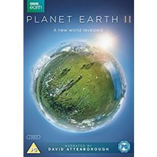 Planet Earth II [2DVD]