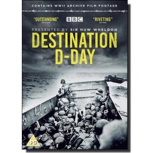 Destination D-Day [DVD]