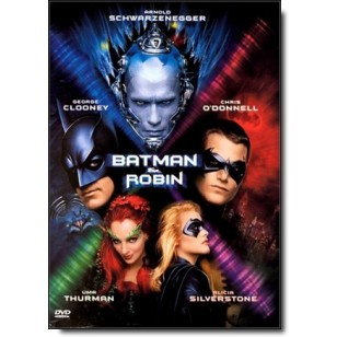 Batman & Robin [DVD]