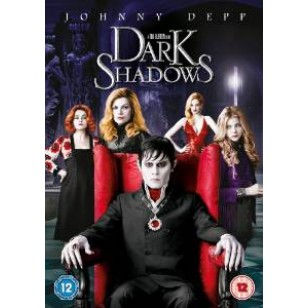 Dark Shadows [DVD]