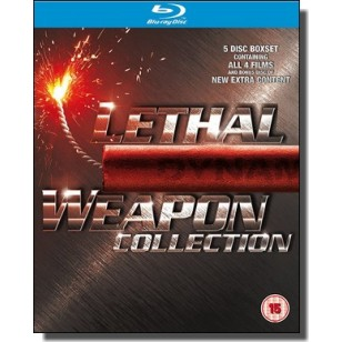 Lethal Weapon: The Complete Collection [5x Blu-ray]