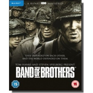 Band of Brothers - Complete Series [6x Blu-ray]