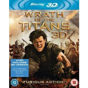 Wrath of the Titans [2D+3D Blu-ray]