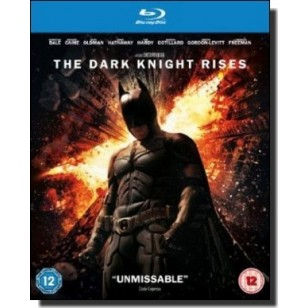 The Dark Knight Rises [2Blu-ray]