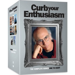 Curb Your Enthusiasm: Seasons 1-8 [17xDVD]