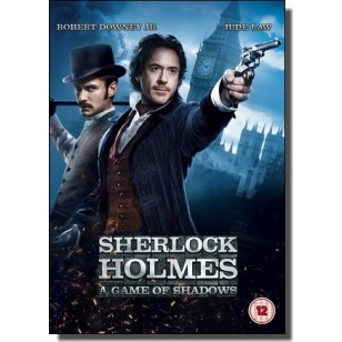 Sherlock Holmes: A Game of Shadows [DVD]