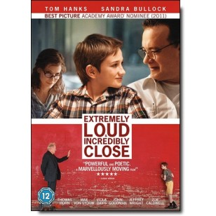 Extremely Loud & Incredibly Close [DVD]