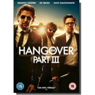 The Hangover 3 [DVD]