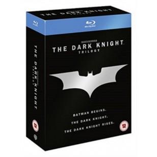 The Dark Knight Trilogy [5x Blu-ray]