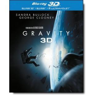 Gravity [2D+3D Blu-ray]