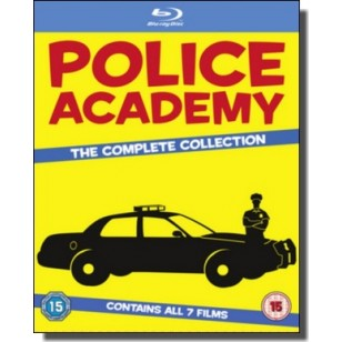 Police Academy: The Complete Collection [7x Blu-ray]