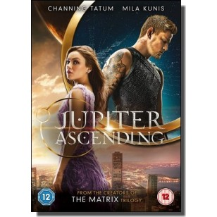Jupiter Ascending [DVD]
