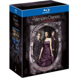 The Vampire Diaries: Seasons 1-5 [20Blu-ray]